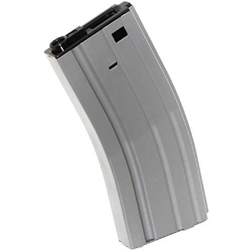 Airsoft Shopping Mall  1 Airsoft Shooting Gear CYMA 350rd Hi-Cap Mag Magazine for D-Boys Classic Army WE SRC JG E&C CYMA Tokyo Marui M4 M16 Series AEG Grey