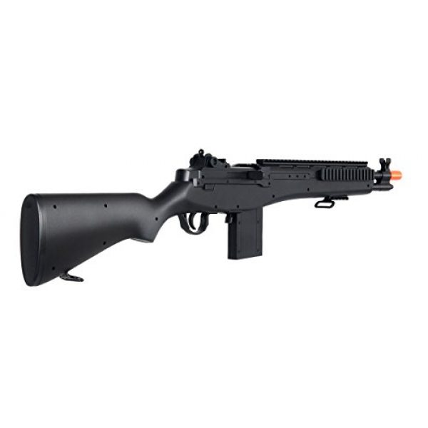 BBTac Airsoft Rifle 6 BBTac m305p airsoft gun m14 ris full sized spring airsoft rifle with scope with warranty(Airsoft Gun)