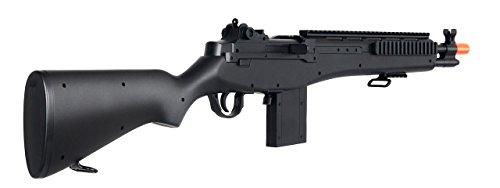 BBTac  6 BBTac m305p airsoft gun m14 ris full sized spring airsoft rifle with scope with warranty(Airsoft Gun)