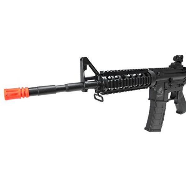 SRC Airsoft Rifle 4 src aeg-the dragon sr16ris nimah/charger included-metal gb(Airsoft Gun)
