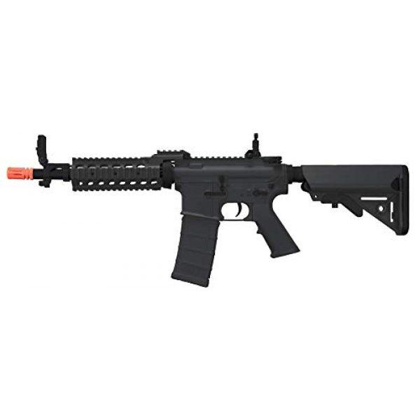 Tippmann Airsoft Airsoft Rifle 1 Tippmann Basic Training CQB AEG Airsoft Marker - Black