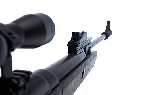 Bear River  4 Bear River Pellet Gun Air Rifle For Hunting Scope Included TPR 1200