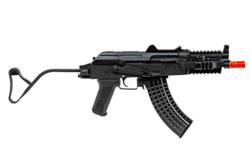 Double Bell  2 Double Bell AK RK-AIMS Tactical Airsoft AEG Rifle (Black)