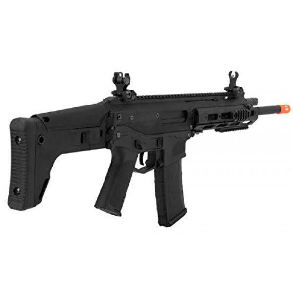 Lancer Tactical Airsoft Rifle 5 Lancer Tactical WE MSK Open Bolt Gas Blowback GBBR Airsoft Rifle Black