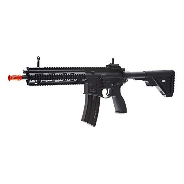 Elite Force Airsoft Rifle 3 Elite Force HK Heckler & Koch 416 A5 AEG Automatic 6mm BB Rifle Airsoft Gun, Multi, One Size (2262063)