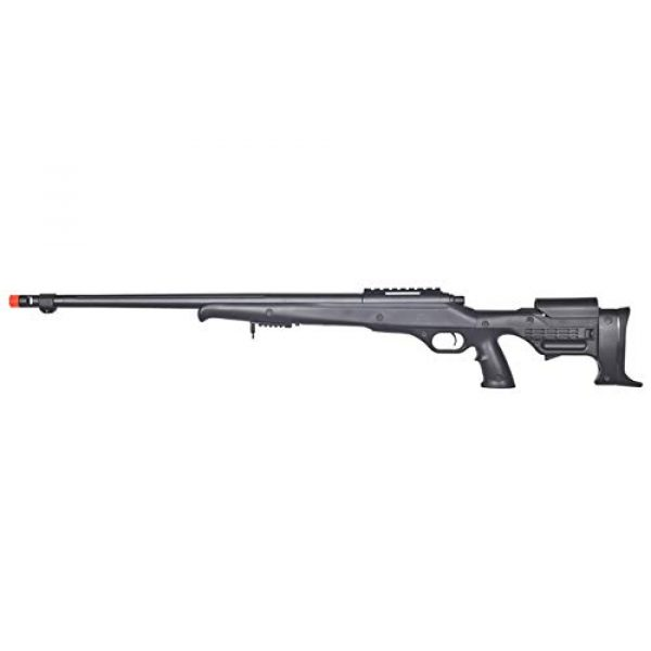 Well Airsoft Rifle 1 Well MB11 Airsoft Sniper Rifle - Black