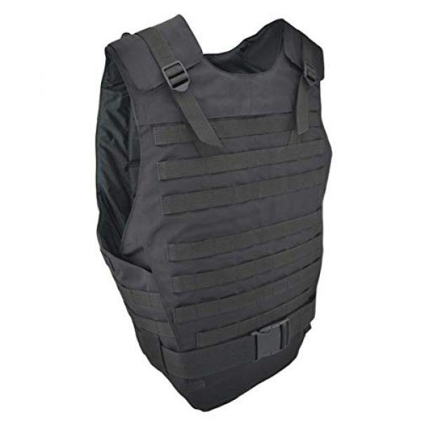 Russia Airsoft Tactical Vest 1 Bagarii Modern Russian Molle Vest Cover Replica