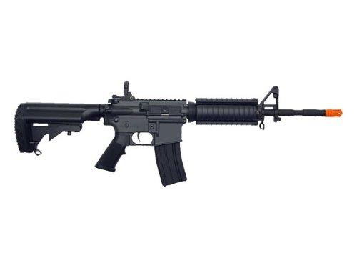 Jing Gong (JG)  1 JG aeg m4 cqb electric aeg airsoft rifle(Airsoft Gun)