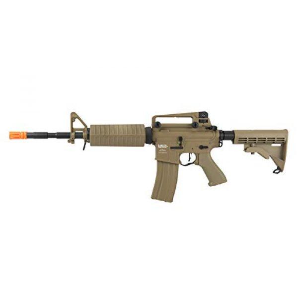 Lancer Tactical Airsoft Rifle 1 Lancer Tactical LT-06 Carbine Full Metal AEG Airsoft Rifle