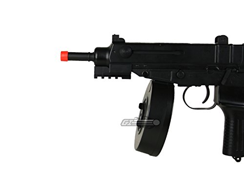 Well  6 Well R2 Skorpion AEP Airsoft SMG (Black)