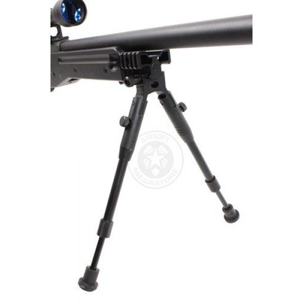 Well Airsoft Rifle 7 Wellfire mk96 bolt action awp sniper rifle w/ 3-9x40 scope and bipod(Airsoft Gun)