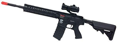 AirsoftAlpha  1 G&G CM-16 R8 L Black (Airsoft Gun)