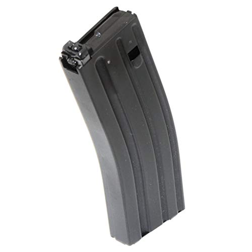 Generica  1 Generica Airsoft Spare Parts G&D 3pcs 120rd Mag Magazine for Systema DTW M4 M16 AEG Black