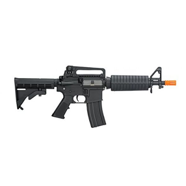 UKARMS Airsoft Rifle 2 UKARMS Lancer Tactical AEG Electric Airsoft M4 CQB M933 Commando
