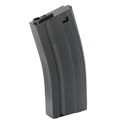 Airsoft Shopping Mall  1 Airsoft Shooting Gear 110rd Mid-Cap Mag Magazine For M-Series AEG Black