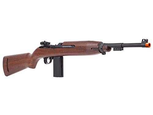 SPRINGFIELD ARMORY  7 Springfield Armory M1 Carbine CO2 Blowback Airsoft Rifle Airsoft Gun