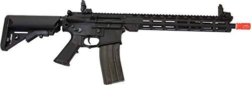Adaptive Armament  1 Adaptive Armament Battle Rifle AEG - Black