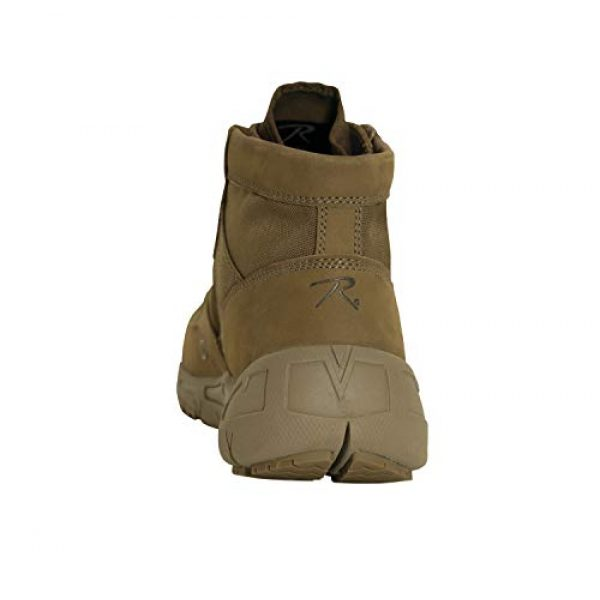 """Rothco Combat Boot 2 6"""" V-Max Lightweight Tactical Boot"""