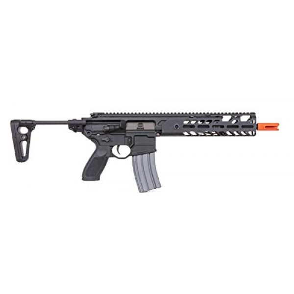 Sig Sauer Airsoft Rifle 2 PF Sig Sauer AIR MCX AEG Airsoft Proforce MCX Virtus Automatic Electric Gun with Included Pack of 1000 6mm .20g BBS Bundle
