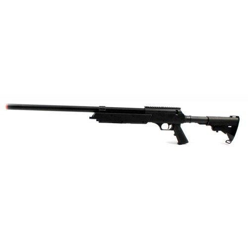 Well  1 spring powered bolt action Well mb06a sniper rifle fps-550 metal airsoft gun(Airsoft Gun)