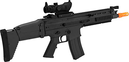 FN  2 FN Scar L AEG - black