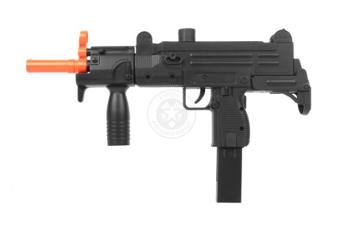 Double Eagle  3 Double Eagle m35 Tactical Uzi Airsoft SMG Spring Powered Pistol(Airsoft Gun)