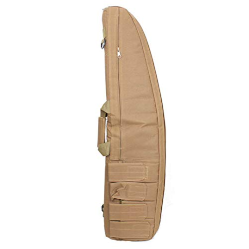 OH-YANG Trading company  1 US Carbine Rifle case Tactical Gun Case with Extra Storage