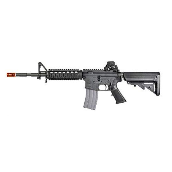 Wearable4U Airsoft Rifle 5 Umarex VFC Avalon SOPMOD CQBR AEG Electric BB Full/Semi Auto Metal Airsoft Airgun with Wearable4U Bundle