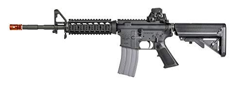 Wearable4U  5 Umarex VFC Avalon SOPMOD CQBR AEG Electric BB Full/Semi Auto Metal Airsoft Airgun with Wearable4U Bundle