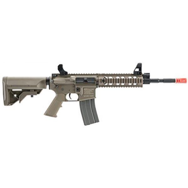 Umarex Airsoft Rifle 3 Elite Force M4 AEG Automatic 6mm BB Rifle Airsoft Gun, CFR, FDE