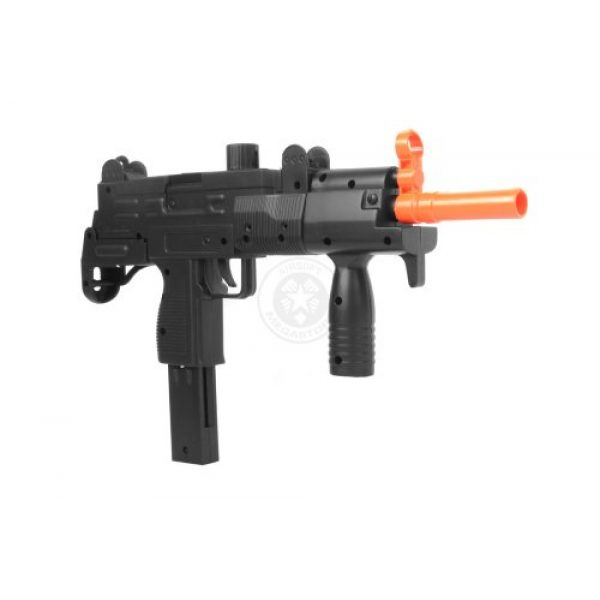 Double Eagle Airsoft Rifle 5 Double Eagle m35 Tactical Uzi Airsoft SMG Spring Powered Pistol(Airsoft Gun)
