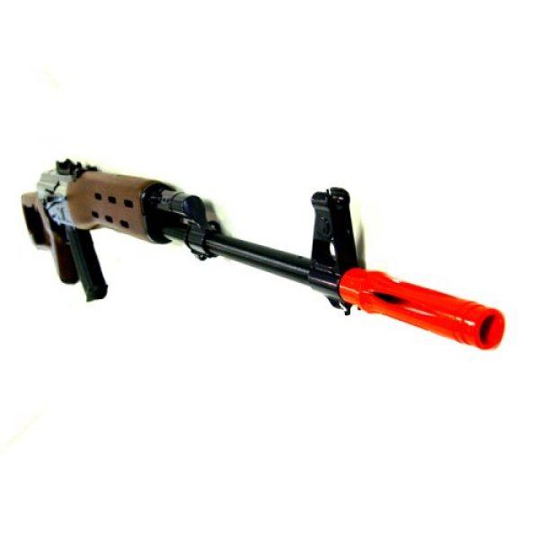 Jing Gong (JG) Airsoft Rifle 2 Jing Gong JG AK SVD AK47 Airsoft AEG Sniper Rifle