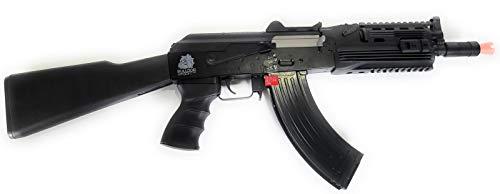 BULLDOG AIRSOFT  4 Bulldog AK 47 AEG Airsoft Gun Electric AEG Rifle