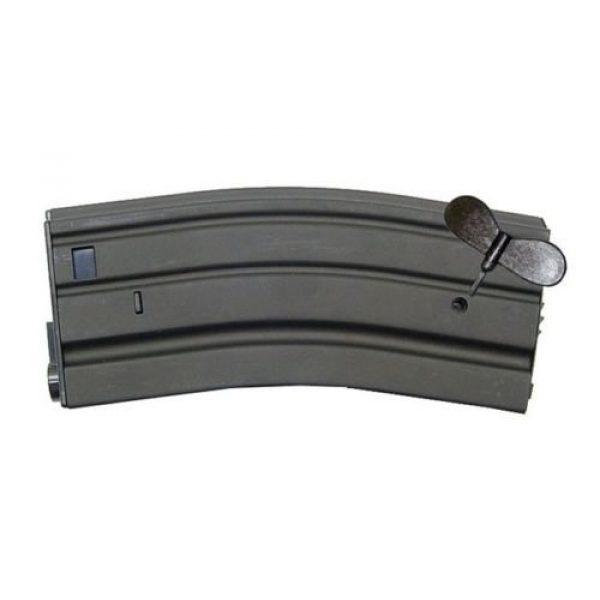 Prima USA Airsoft Rifle 5 jg m16a1 vietnam aeg airsoft rifle with full stock - black(Airsoft Gun)
