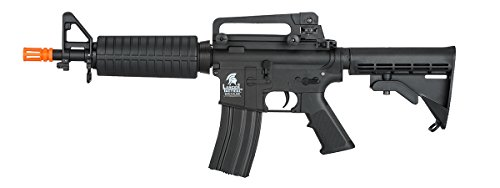 UKARMS  3 UKARMS Lancer Tactical AEG Electric Airsoft M4 CQB M933 Commando
