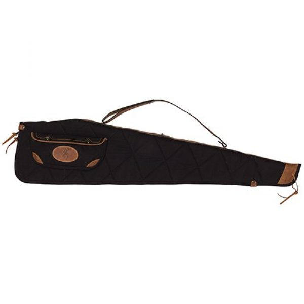 Browning Rifle Case 1 Browning 1413889948 Canvas/Leather Rifle Case Sizenameinternal 1413889948 Lona Case, Size 48