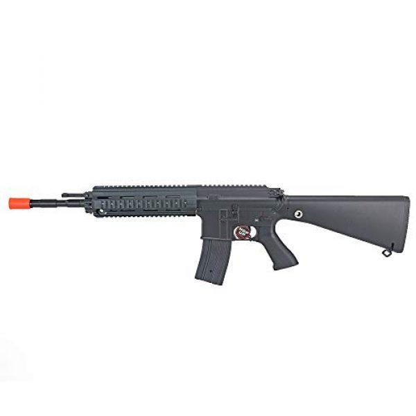 A&K Airsoft Rifle 3 A&K M16 A3 Verion 2 Metal Gear Box Airsoft Gun
