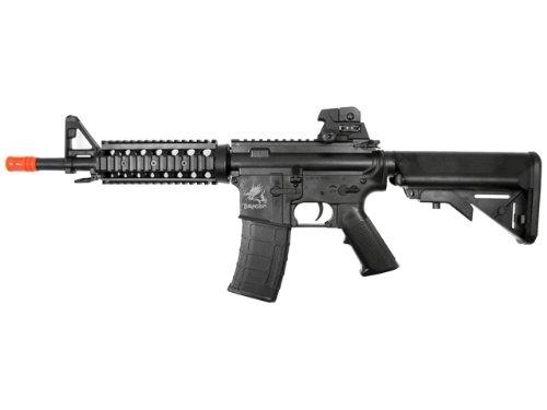SRC  2 src dragon sport series sr4a1 metal gb aeg rifle(Airsoft Gun)