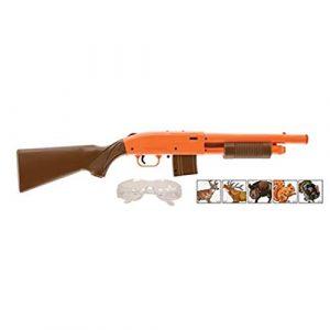 Umarex Airsoft Shotgun 1 Umarex 2280047 USA, Nxg Trophy Hunter Kit, 6mm, Orange/Brown