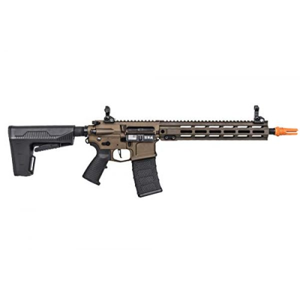 Classic Army Airsoft Rifle 3 Classic Army Nemesis Gen2 LS12 M4 Carbine AEG Airsoft Rifle w/BAS Stock (Bronze)