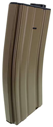 SportPro  5 SportPro 140 Round Metal Medium Capacity Magazine for AEG M4 M16 Airsoft - Dark Earth