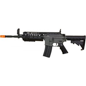 Jing Gong (JG) Airsoft Rifle 1 JG aeg-m4 system nicads/charger included-metal g-bx/black(Airsoft Gun)