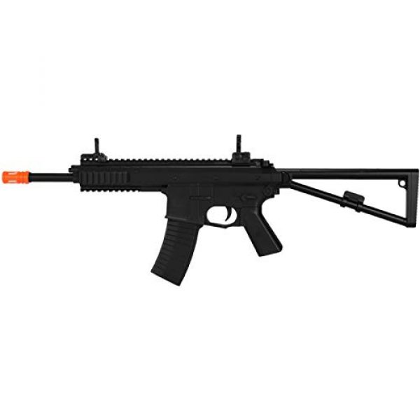 Double Eagle Airsoft Rifle 1 Double Eagle M307F M307 F Pdw Spring Powered