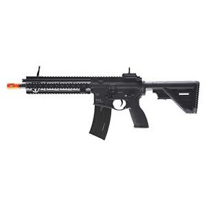 Elite Force Airsoft Rifle 1 Elite Force HK Heckler & Koch 416 A5 AEG Automatic 6mm BB Rifle Airsoft Gun, Multi, One Size (2262063)