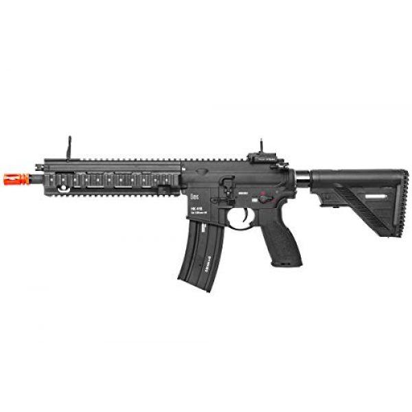 Elite Force Airsoft Rifle 2 Elite Force H&K 416-A5 CQB Carbine AEG Airsoft Rifle by VFC (Black)