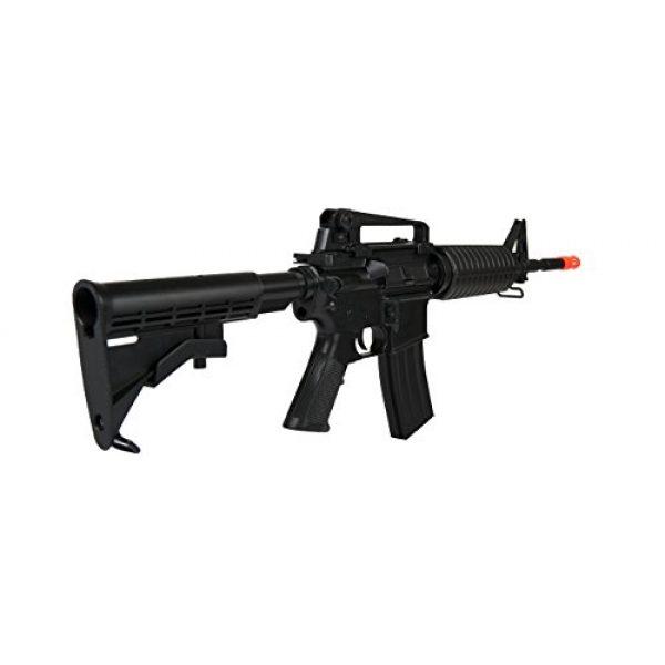 CYMA Airsoft Rifle 3 CYMA M4A1 AEG Semi/Full Auto Electric Airsoft Rifle Gun Ver. 2 Gearbox High Capacity Magazine FPS 340