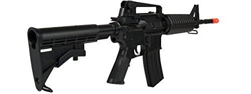 CYMA  3 CYMA M4A1 AEG Semi/Full Auto Electric Airsoft Rifle Gun Ver. 2 Gearbox High Capacity Magazine FPS 340