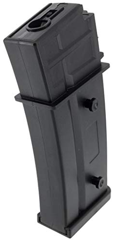 SportPro  3 SportPro Army Force 150 Round Polymer Medium Capacity Magazine for AEG G36 Airsoft - Black