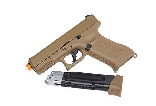 Umarex  6 Umarex Glock 19X Half Blowback 6mm BB Pistol Airsoft Gun