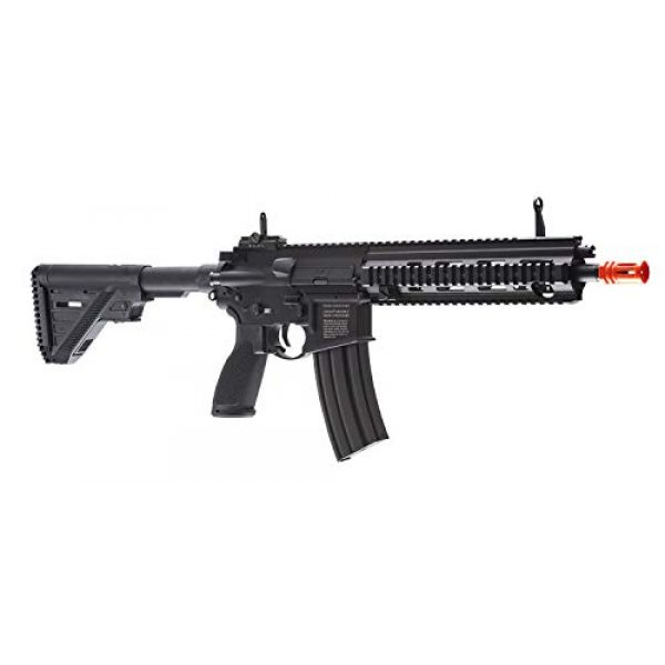 Wearable4U Airsoft Rifle 3 Umarex Elite Force HK Heckler & Koch 416 A5 AEG Electric Automatic 6mm BB Rifle Airsoft Gun with Wearable4U Bundle